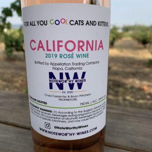 NoteWorthy Wines California Rose